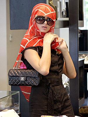 SHADY LADY photo | Paris Hilton