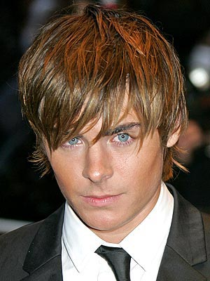2008 fall short celebrity hairstyles for men