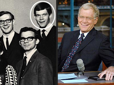 DAVID LETTERMAN photo | David Letterman