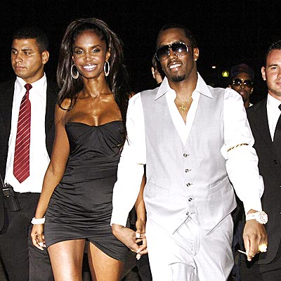 KIM & DIDDY photo | Kim Porter, Sean \P. Diddy\ Combs