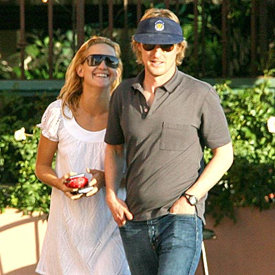 KATE & OWEN photo | Kate Hudson, Owen Wilson