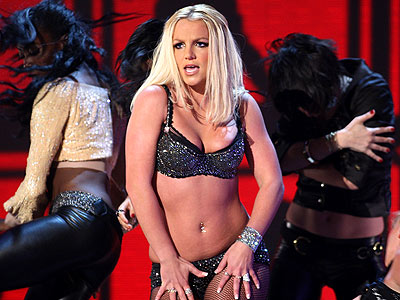 STOPPING THE SHOW photo | Britney Spears