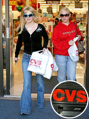 AGAIN, CVS photo | Britney Spears