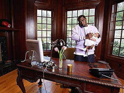 DADDY DAY CARE  photo | Sean \P. Diddy\ Combs