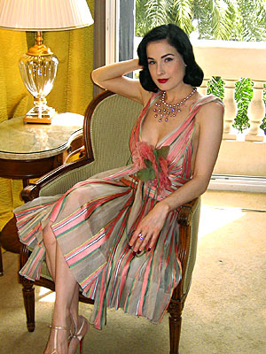 THE SUITE LIFE photo | Dita Von Teese