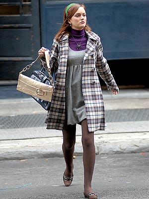 ONSCREEN: Blair Waldorf 