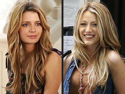 SERENA VAN DER WOODSEN photo | Blake Lively, Mischa Barton
