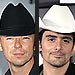 Hat-Off: Who's Hotter Under His Brim? | Brad Paisley