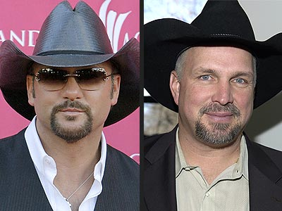 THE ICONS photo | Garth Brooks, Tim McGraw