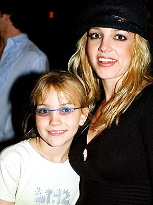 EARLY EXPOSURE photo | Britney Spears, Jamie Lynn Spears