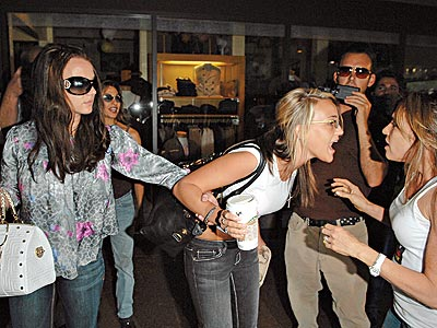 FIGHTING WORDS photo | Britney Spears, Jamie Lynn Spears