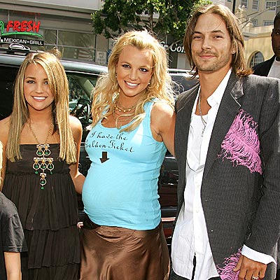 SISTER IN LAW photo | Britney Spears, Jamie Lynn Spears, Kevin Federline