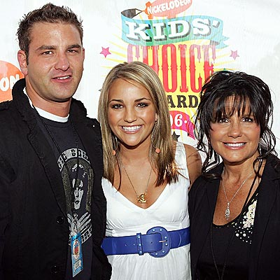 Photo of Jamie Lynn Spears & her Brother  Bryan Spears