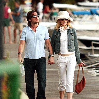 DOCK OF THE BAY photo | Keith Urban, Nicole Kidman