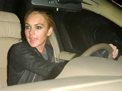 MONDAY, 3/12 photo | Lindsay Lohan