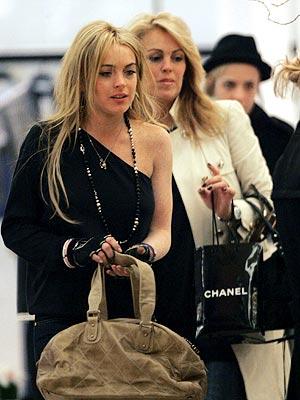 THURSDAY, 3/15 photo | Lindsay Lohan