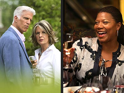 LADIES' MAN photo | Diane Keaton, Queen Latifah, Ted Danson