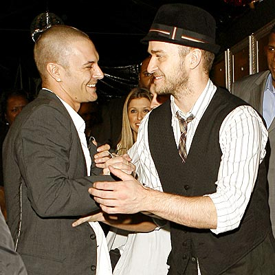 K-FED & JUSTIN  photo | Justin Timberlake, Kevin Federline