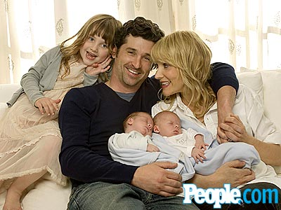 PARTY OF FIVE photo | Patrick Dempsey