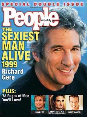 1999 photo | Richard Gere