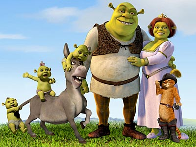 JUST SAY UNCLE photo | Shrek