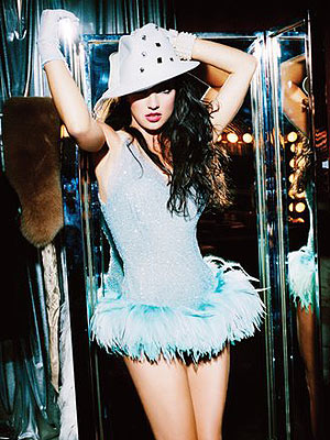 MONDAY: HOT AS ICE photo | Britney Spears