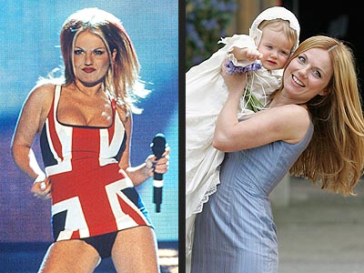 GERI HALLIWELL (GINGER) photo | Geri Halliwell