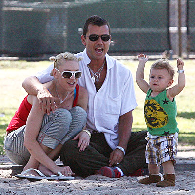 HOORAY FOR ME!  photo | Gavin Rossdale, Gwen Stefani