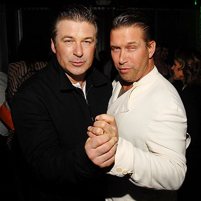 BROTHERS IN ARMS photo | Alec Baldwin, Steven Baldwin