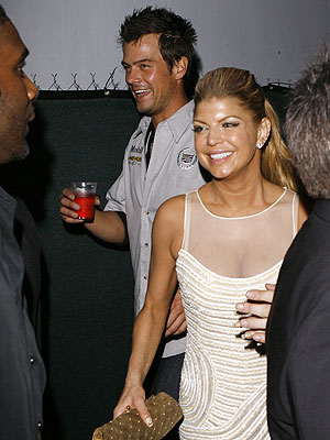SECRET'S OUT photo | Fergie, Josh Duhamel