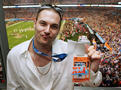 ALL-ACCESS PASS  photo | Kevin Federline