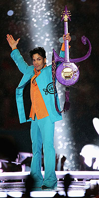 REIGNING MOMENT photo | Prince