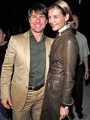 FRIENDS & FANS photo | Katie Holmes, Tom Cruise