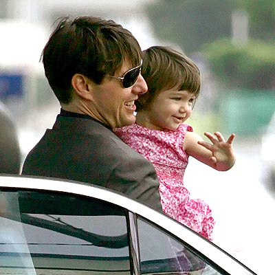 OH LA LA! photo | Suri Cruise, Tom Cruise