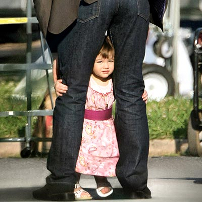 HIDE & PEEK photo | Suri Cruise