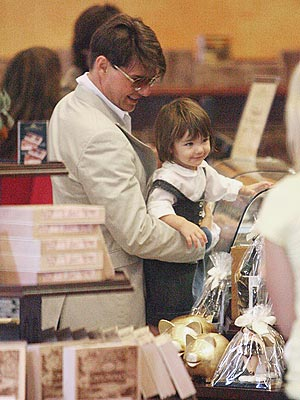 I WANT CANDY photo | Katie Holmes, Suri Cruise
