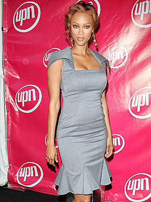 ALL BUSINESS photo | Tyra Banks