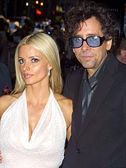 Director Tim Burton's Ex Sues Him for Fraud