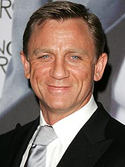 Daniel Craig Becomes First Bond in China