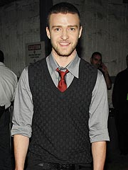 Justin Timberlake's Movie Date: His Mom