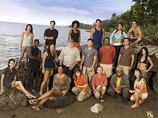 Survivor Makes a Project Runway Connection