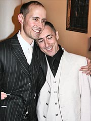 Actor Alan Cumming Marries Artist Boyfriend | Alan Cumming