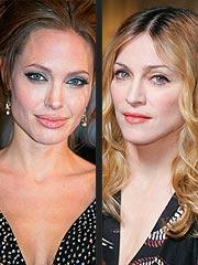 Angelina Jolie Talks About Madonna's Adoption