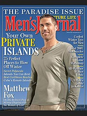 Matthew Fox Says He Loves Skinny Dipping| Matthew Fox