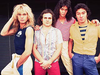 Van Halen, R.E.M. Set for Rock Hall