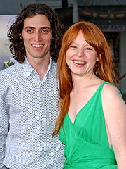 Six Feet Under's Lauren Ambrose Has a Boy