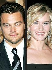 Leo, Kate Score Oscar Nods | Kate Winslet, Leonardo DiCaprio