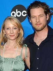 James Tupper Says He 'Adores' Anne Heche