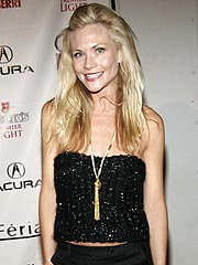 Former Melrose Place Actress Has a Girl | Amy Locane