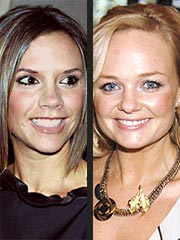 Victoria Beckham Says Emma Bunton 'Will Make a Perfect Mummy'